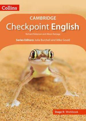 Cambridge Checkpoint English Stage 9 Workbook