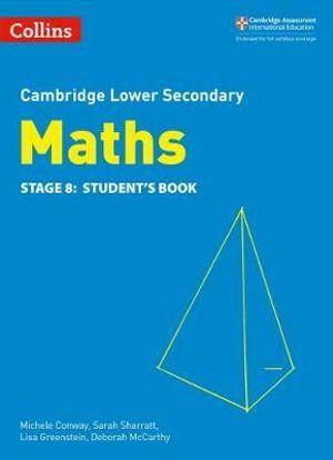 Cambridge Checkpoint Maths Student's Book - Stage 8