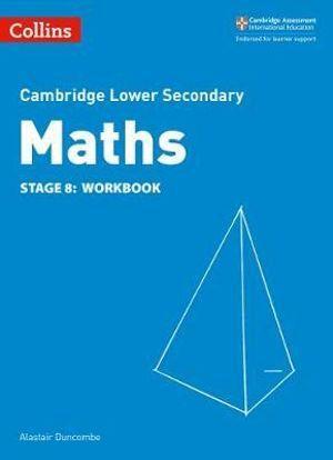 Cambridge Checkpoint Maths Workbook - Stage 8