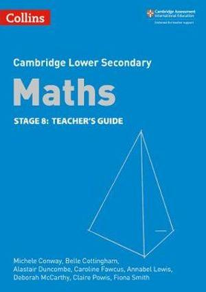 Cambridge Checkpoint Maths Teacher's Guide - Stage 8