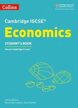 Cambridge IGCSE Economics Student's Book