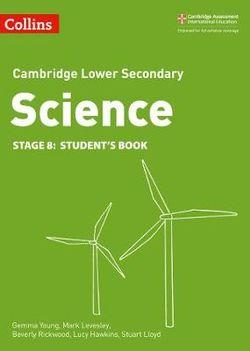Cambridge Lower Secondary Science Stage 8 Student's Book