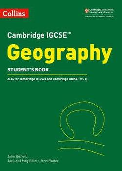 Cambridge IGCSE Geography Student Book 3rd Edition