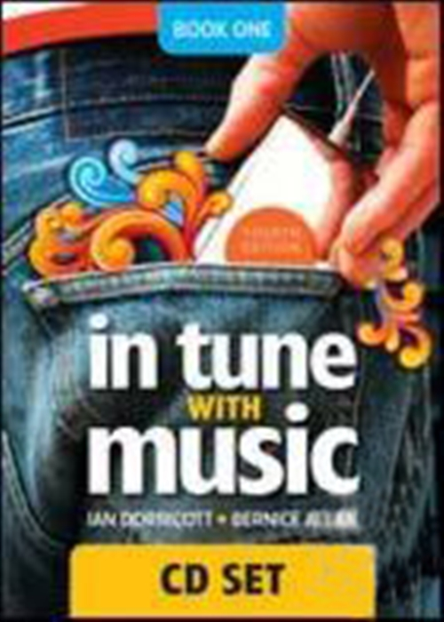 In Tune With Music Book 1 CD Set
