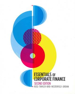 Essentials of Corporate Finance 2E (book only)