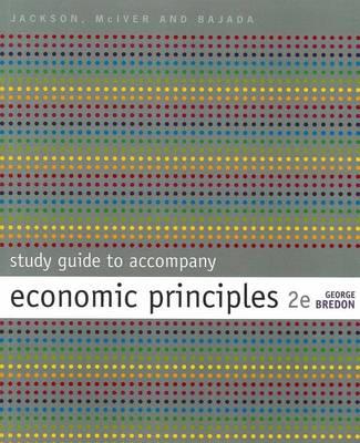 Study Guide to accompany Economic Principles 2e