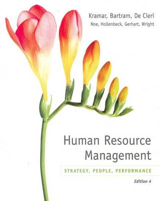 Human Resource Management in Australia: Strategy, People, Performance