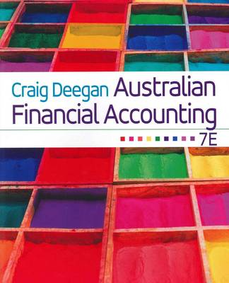 Australian Financial Accounting 7th Edition