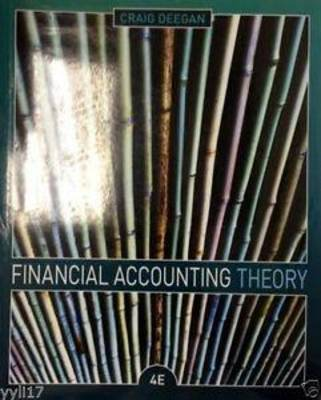 Financial Accounting Theory 4th Edition