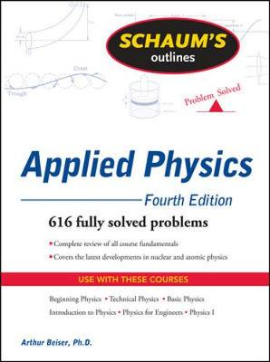 Schaum's Outline of Applied Physics, 4ed