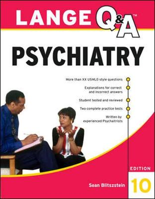 Lange Q&A Psychiatry, 10th Edition