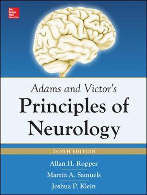Adams and Victor's Principles of Neurology 10th Edition