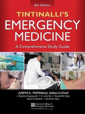 Tintinalli's Emergency Medicine: A Comprehensive Study Guide, 8th edition