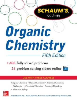 Schaums Outline of Organic Chemistry 5/E (ENHANCED EBOOK)