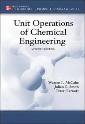 Unit Operations of Chemical Engineering 7th Edition