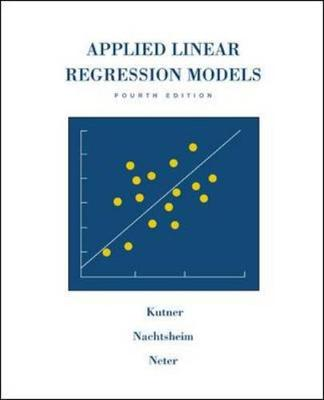 MP Applied Linear Regression Models-Revised Edition with Student CD