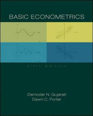 Basic Econometrics 5th Edition