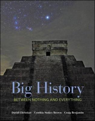 Big History : Between Nothing and Everything