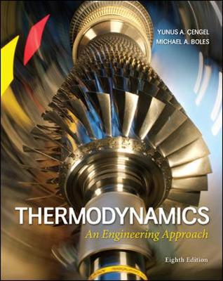 Thermodynamics: An Engineering Approach 8th Edition