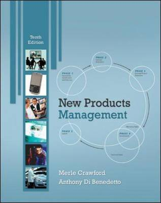 New Products Management 10th Edition