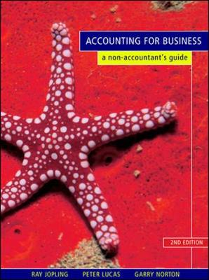 Accounting for Business: A Non-accountant's Guide