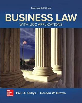 Business Law With Ucc Applications, 14E
