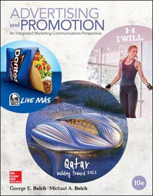 Advertising and Promotion An Integrated Marketing Communications Perspective 10th Edition