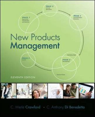 New Products Management 11th edition