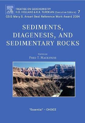 Sediments, Diagenesis, and Sedimentary Rocks: Treatise on Geochemistry