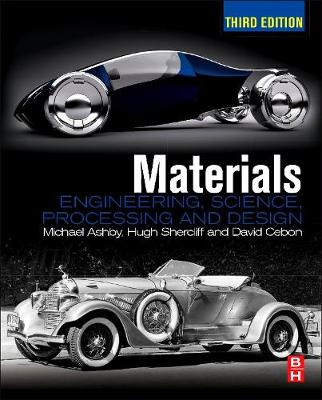 Materials: engineering, science, processing and design, 3e