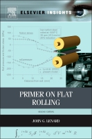 Primer on Flat Rolling
