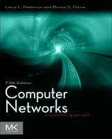Computer Networks 5th edition: A Systems Approach