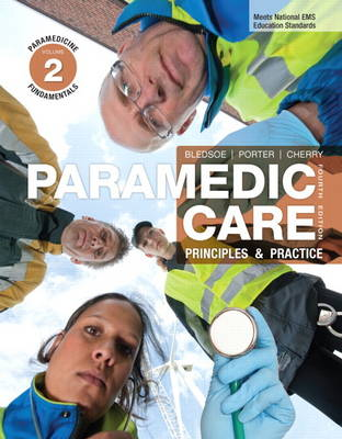 Paramedic Care: Principles & Practice, Volume 2: Volume 2