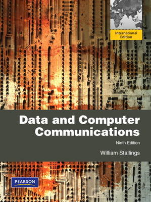 Data and Computer Communications: International Edition