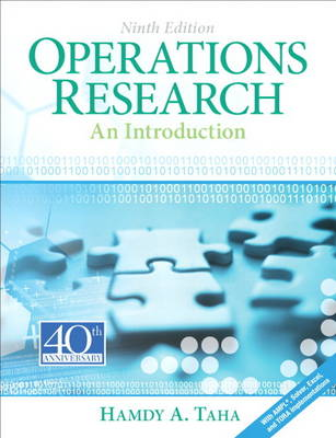 Operations Research: An Introduction