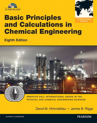 Basic Principles and Calculations in Chemical Engineering