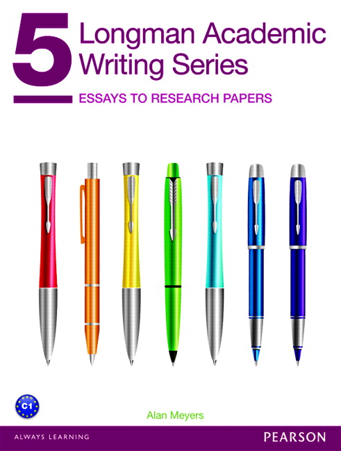 Longman Academic Writing Series 5: Essays to Research Papers