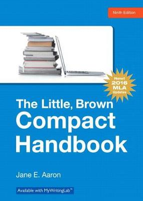 Little, Brown, Compact Handbook, The, MLA Update Edition