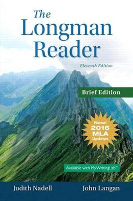 Longman Reader, The, Brief Edition, MLA Update Edition