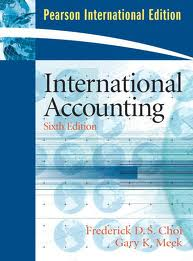 International Accounting: International Edition