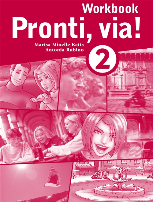 Pronti, via! 2 Workbook