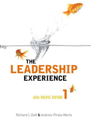 The Leadership Experience: Asia Pacific Edition with Online Study Tools 12 months