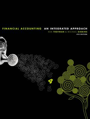 Bundle: Financial Accounting: An Integrated Approach + Microsoft Office  2007 Coursenotes : An Integrated Approach
