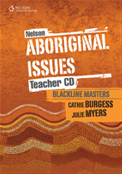Nelson Aboriginal Issues Teacher CD