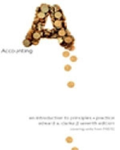 Bundle: Accounting: An Introduction to Principles & Practice +  Accounting: An Introduction to Principles & Practice Workbook