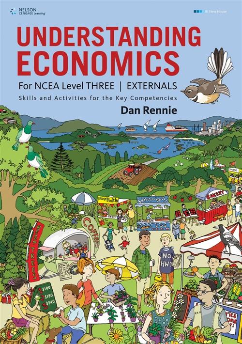 Understanding Economics NCEA Level 3 Bundle Pack