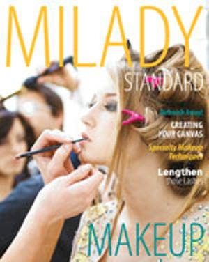 Bundle: Milady Standard Makeup + The Hair & Make Up Artist's Handbook: A Complete Guide to Professional Qualifications