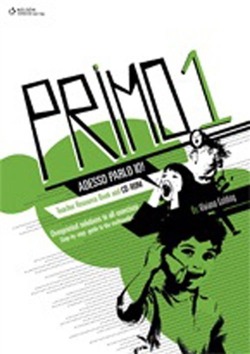 Primo 1 Teacher Resource Pack and CD