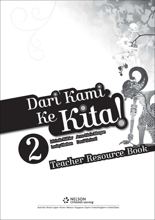 Dari Kami Ke Kita 2: Teacher Resource Book and CD : Teacher Resource  Book and CD