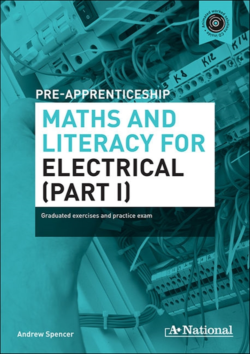 A+ National Pre-apprenticeship Maths and Literacy for Electrical